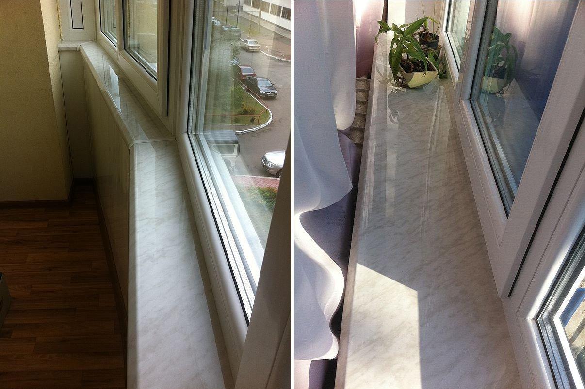 Подоконники Данке - Все окна НН